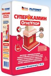 раствор кладочный плитонит суперкамин огнеупор инструкция - фото 7